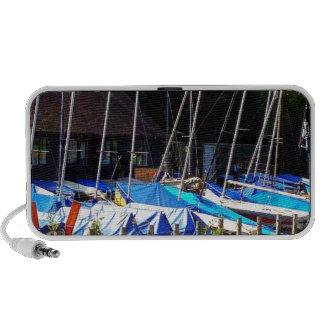 Boat life iPhone speakers