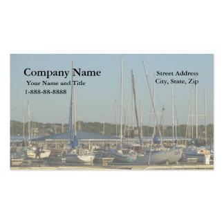 Boat Marina Business Card