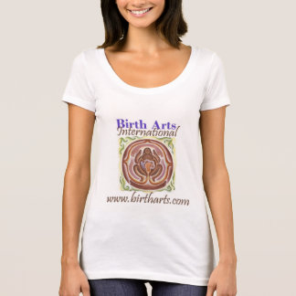 Boat neck Birth Arts International T T-Shirt