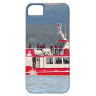 Boat on Lago Grey, Patagonia, Chile iPhone 5 Cover