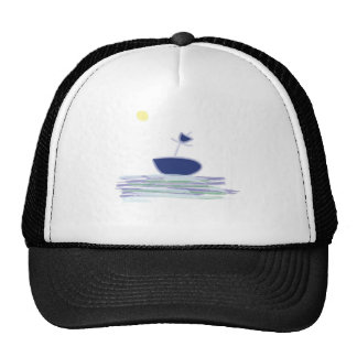 Boat on Water Hat