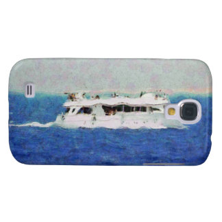 Boat painting galaxy s4 cases