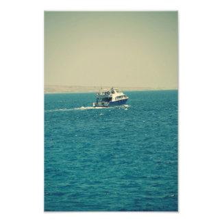 Boat Photo Print