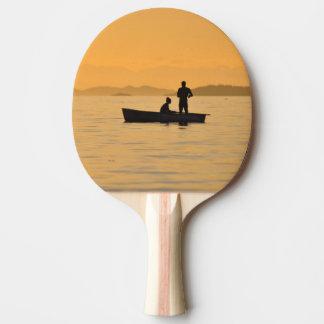 boat ping pong paddle