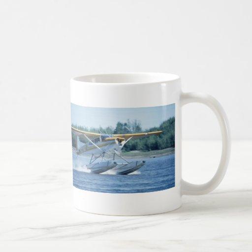 Boat Plane Mugs