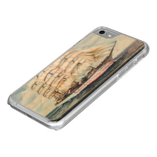 Boat race Cutty Sark/Cutty Sark Tall Ships' RACE Carved iPhone 8/7 Case