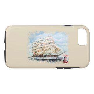 Boat race Cutty Sark/Cutty Sark Tall Ships' RACE iPhone 8/7 Case
