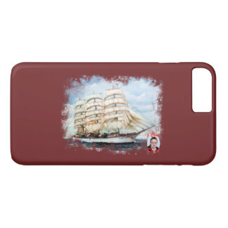 Boat race Cutty Sark/Cutty Sark Tall Ships' RACE iPhone 8 Plus/7 Plus Case