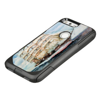 Boat race Cutty Sark/Cutty Sark Tall Ships' RACE OtterBox Commuter Google Pixel Case
