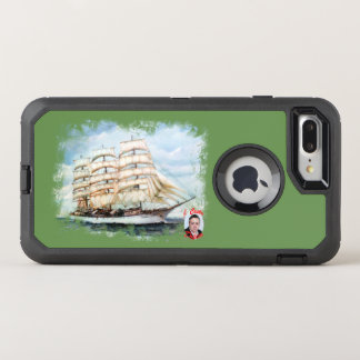 Boat race Cutty Sark/Cutty Sark Tall Ships' RACE OtterBox Defender iPhone 8 Plus/7 Plus Case