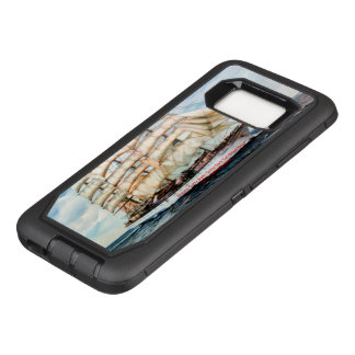 Boat race Cutty Sark/Cutty Sark Tall Ships' RACE OtterBox Defender Samsung Galaxy S8 Case