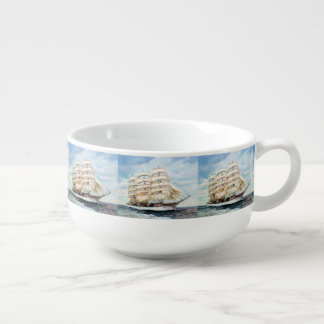 Boat race Cutty Sark/Cutty Sark Tall Ships' RACE Soup Mug