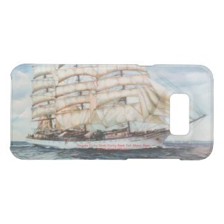 Boat race Cutty Sark/Cutty Sark Tall Ships' RACE Uncommon Samsung Galaxy S8 Plus Case