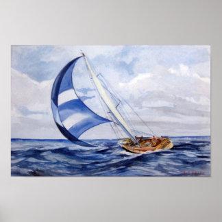 Boat race/Regatta Poster