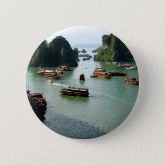 Boat Ride 6 Cm Round Badge