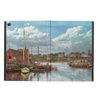 Boat - Rockport Mass - Motif Number One - 1906 Powis iPad Air 2 Case
