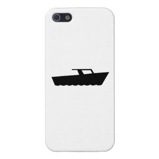 Boat Silhouette iPhone 5 Cases