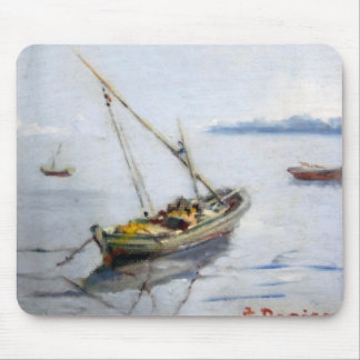 Boat/Small boat Mouse Pad