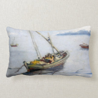 Boat/Small boat Throw Cushion