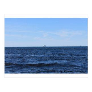 Boat Soloist Poastcard Postcard