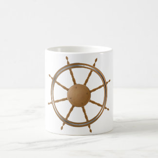 Boat Steering Wheel Mug