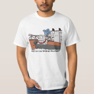 Boat watcher watchers T-Shirt