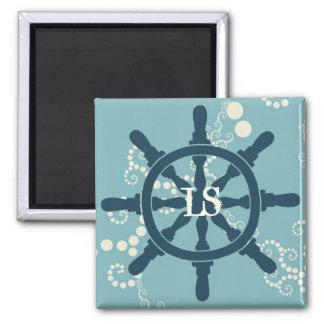 Boat Wheel Magnet