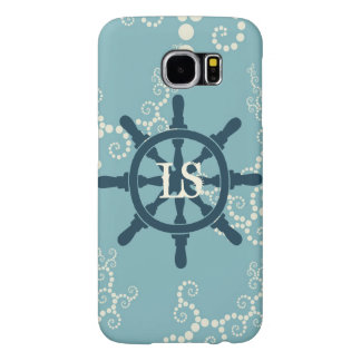 Boat Wheel Samsung Galaxy S6 Cases