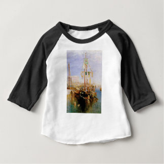 boat without sails baby T-Shirt
