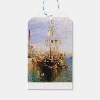 boat without sails gift tags