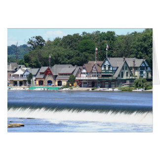 Boathouse Row 1 Card