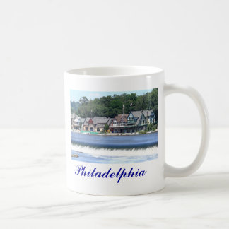 Boathouse Row 2 - Philadelphia Coffee Mug