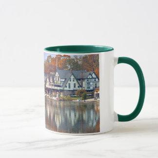 Boathouse Row Mug