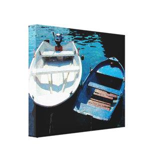 Boaties Canvas Print