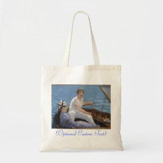 Boating Budget Tote Bag