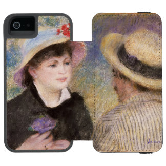Boating Couple by Pierre-Auguste Renoir Incipio Watson™ iPhone 5 Wallet Case