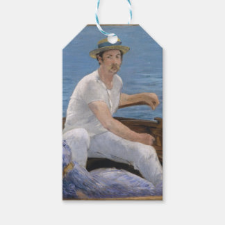 Boating - Édouard Manet Gift Tags