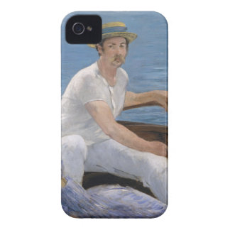 Boating - Édouard Manet iPhone 4 Cover