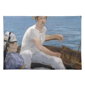 Boating - Édouard Manet Placemat