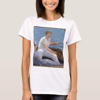 Boating - Édouard Manet T-Shirt