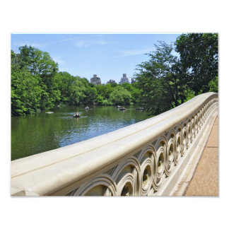 Boating in Central Park Art Photo
