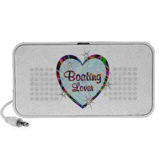 Boating Lover iPod Speakers