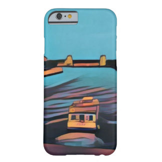 Boating on Lake Michigan Barely There iPhone 6 Case