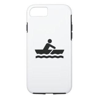 Boating Pictogram iPhone 7 Case