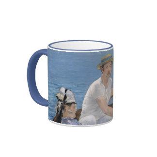 Boating Ringer Mug