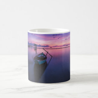 Boating Sunset Mug