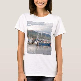 Boats at Kyleakin, Isle of Skye, Scotland T-Shirt