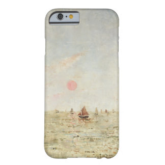 Boats at Sunrise (oil on panel) Barely There iPhone 6 Case