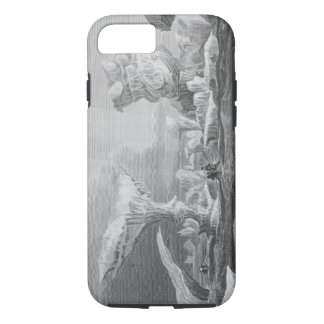 Boats in a Swell Amongst Ice, August 24, 1826, fro iPhone 7 Case