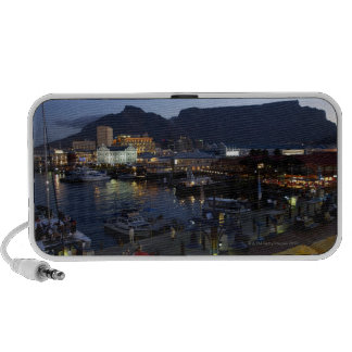 Boats in harbor, South Africa Travel Speaker